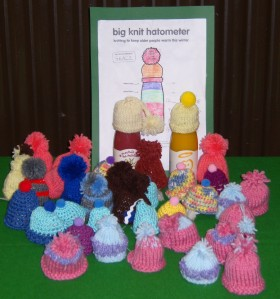 2008 Big Knit Hats