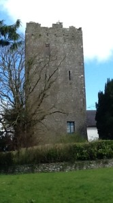Clomantagh Castle, Kilkenny, Ireland