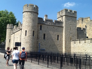 Tower of London - royal palace and former prison