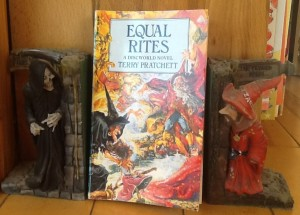 Death, Rincewind and Equal Rites